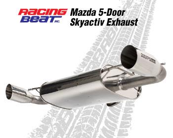 Exhaust   Cat Back Systems : Exhaust System   5 Door 2014 18