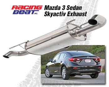 Exhaust   Cat Back Systems : Exhaust System   4 Door 2014 18