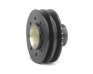 Aluminum Main Pulley - Double Sheave - 74-92 Rotary Engines (All)
