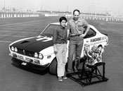 Racing Beat's co-founders, Jim Mederer and Takayuki Oku