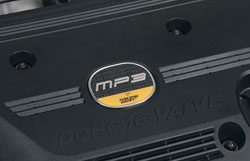Protege MP3 Engine Cover