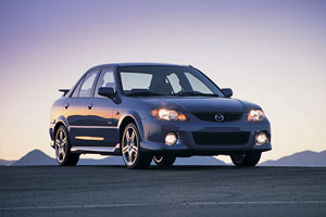 Mazda Protege MP3 Project - Tuned by Racing Beat