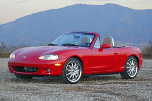 Top 5 Performance Miata Upgrades