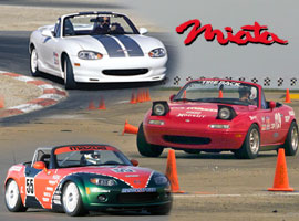 Mazda Miata & MX5 Performance Parts