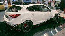 Exhaust System - 5 Door for 2014-18 Mazda3 Skyactiv 2.0/2.5 - Racing